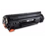 Cartucho De Toner Compatible Marca Impri-mas Modelo Ce285a