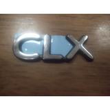 Emblema Calcomania Clx Ford Fiesta Max Move Power