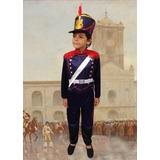 Disfraz Granadero Niño Talle 2 Fechas Patrias