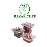 Cambro - Bandeja Gastronómica Gn 1/6 100 Mm - Bazar Chef
