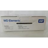 Disco Duro 750gb Wd Elements