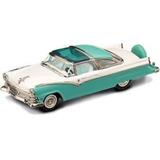 Modelo 1955 Ford Crown Victoria Verde 1/43 Coche Fundido A