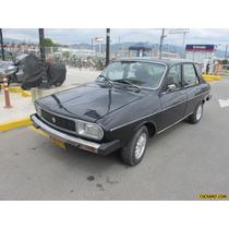Renault R12 1980