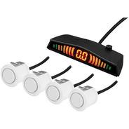 Sensor De Estacionamento Com Sinal Sonoro E Display - 18mm