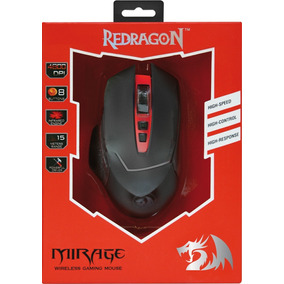 Mouse Inalambrico Redragon Mirage M690 - Backup Computación