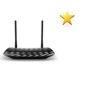 Roteador Tp-link Ac750 Archer C2 Wireless Gigabit Dual Band