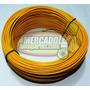 Cable Instalacion Automotriz 16 Amarillo