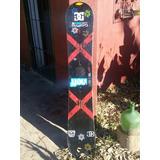 Tabla Snowboard Burton Custom X 58