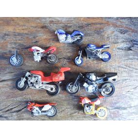 Lote Brinquedos Mini Motos Pecas Leia O Anuncio