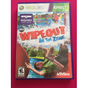 Wipeout In The Zone Para Xbox 360 Kinect
