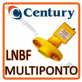 Lnbf Century Multiponto Banda C Super Digital
