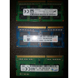 Memoria Ran Ddr3 Para Portatil 2,4,8 Gb