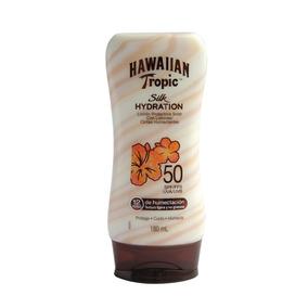 Protector Solar Hawaiian Tropic Silk Hydration 50 Spf 180
