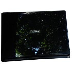 Carcaça Completa Notebook Intelbras Cm-2 Cod. Ccnicm2 #584