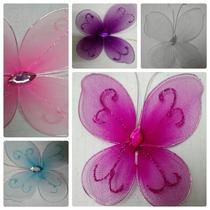 Mariposas Souvenirs Iman Grandes Ideas Centros De Mesa X 10