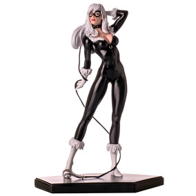 Black Cat 1/10 - Marvel Comics - Iron Studios