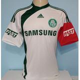 Camisa Do Palmeiras 2009 Original adidas Sansung - 09