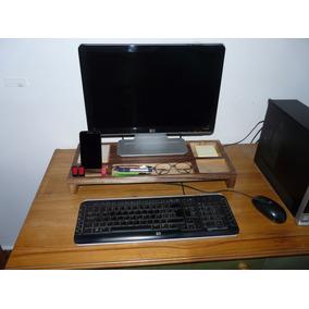 Bandeja Soporte Para Monitor De Computadora