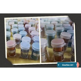 Pigmentos Para Pintura Sobre Porcelana Pack X 20