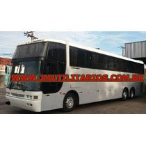 Busscar Jumbuss 380 Ano 1997 Mb O400 Rsd Rodov. Jm Cod 152
