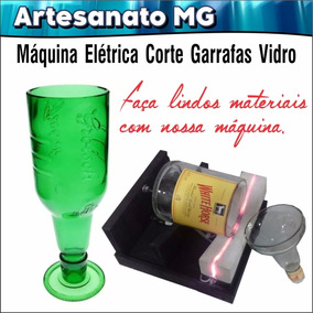 Cortador Garrafas Vidro Eletrica + Duas Resistencias Extras