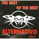 Cd The Best Of Alternativo Vol 1