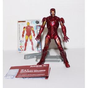 Iron Man 2 Mark V I Action Figure Marvel