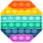 Rainbow Octágono