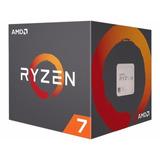 Procesador Amd Ryzen 7 1700 8 Core Am4 3.7ghz Wraithspire \r