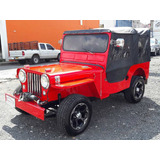 Willys Cj Modelo 1946