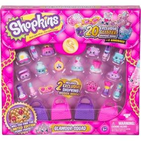 Shopkins Coleção Glamour - 20 Shopkins Glitter Exclusivos!