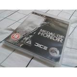 Medal Of Honor 2010 Voz Y Textos Ingles