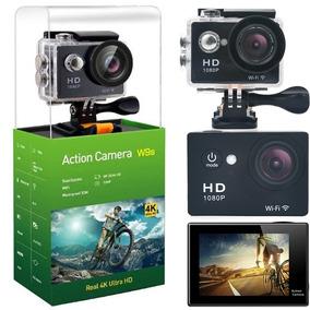 Camera Filmadora Eken W9s Original Full Hd 4k Wifi Moto Surf