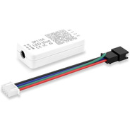Controladora Rgb Bluetooth Pixel Led Magic Ws2811 Ws2812 App