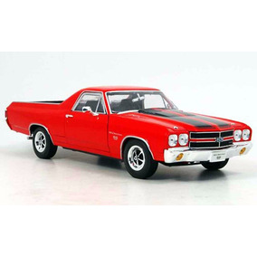 Miniatura Chevrolet El Camino 1970 Ss396 - 1:18 Welly