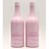 Progressiva- Sem Formol- Sic -pró Liss Premium 100% Segura !