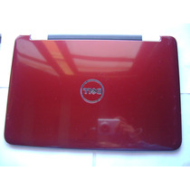 Tampa Cover Dell Inspiron H305 N5010 M5010 Cover Vermelha B2