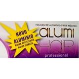 2 Cxs Folhas Papel Aluminio P Mechas Alumihair 1000