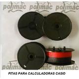 6 Fitas P/ Calculadoras Dr120 140 210 270 240 Tm Casio Rb-02