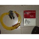 Cables De Bujias Motor Ford 200 -250 Maverick Zephir