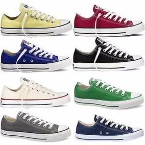 Zapatos Converse All Star Importados Para Damas Y Caballeros