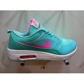 Nuevos Zapatos Nike Air Max Para Damas (36 Al 38 Eur)