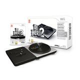 Dj Heros 2 Wii Controller Nuevo