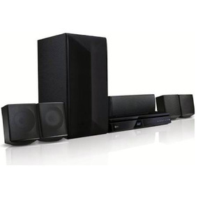 Nov0 Home Theater Blu-ray 3d Full Hd Lg Lhb625m 1000w 5.1