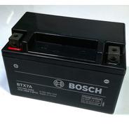 Bateria Bosch Btx7a Moto Kymco Like Agility125 People150 Agm