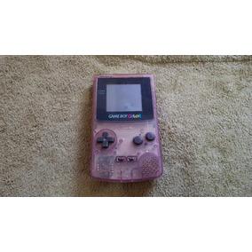 Game Boy Color Funcionando Mas Leia Bem Em Obs. A9