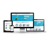 Paginas Web Adaptables - Pc/tablet/movil