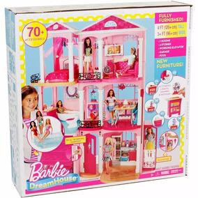 Casa Dos Sonhos Mattel Barbie Ffy84