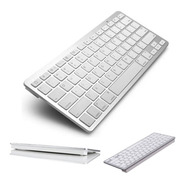 Mini Teclado Bluetooth P/ Celular iPhone Galaxy Tablet iPad