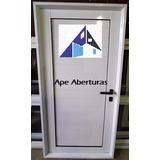 Cordoba Puerta De Aluminio Ciega 800x2000